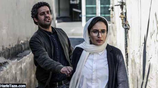 نگار جواهریان و مجتبی پیرزاده در فیلم سینمایی مجبوریم
