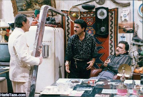 خلاصه داستان و اسامی بازیگران فیلم زرد قناری