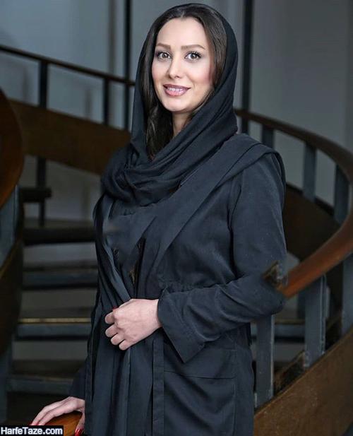 زندگینامه گل ناز عباسی بازیگر سریال ویلای من و شوخی کردم