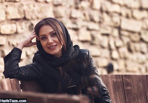 بیوگرافی و عکس های گلناز عباسی بازیگر و همسرش بابک صحرایی