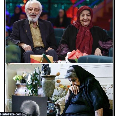 عکس های جدید همسر جمشید مشایخی
