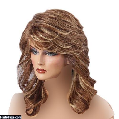 مدل کوتاهی موی زنانه بلند 1400 و خورد