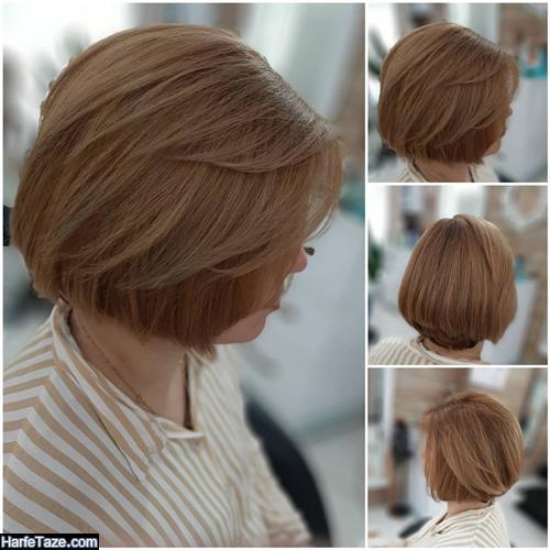 عکس مدل کوتاهی مو زنانه ۲۰۲۰
