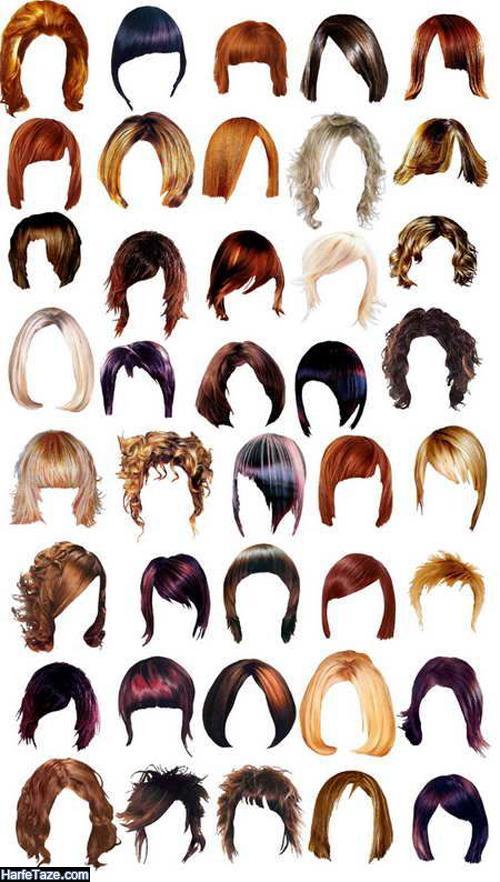 مدلهای کوتاه کردن موی زنانه برای صورت های پهن، مربعی و لوزی
