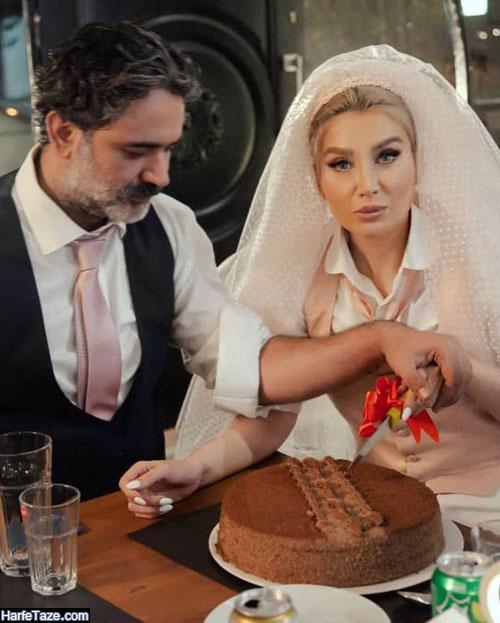 عکس و بیوگرافی همسر عمار تفتی