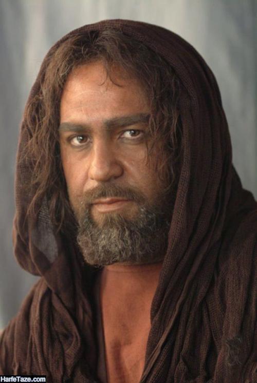اسم واقعی بازیگر نقش ابراهیم اشتر در مختارنامه
