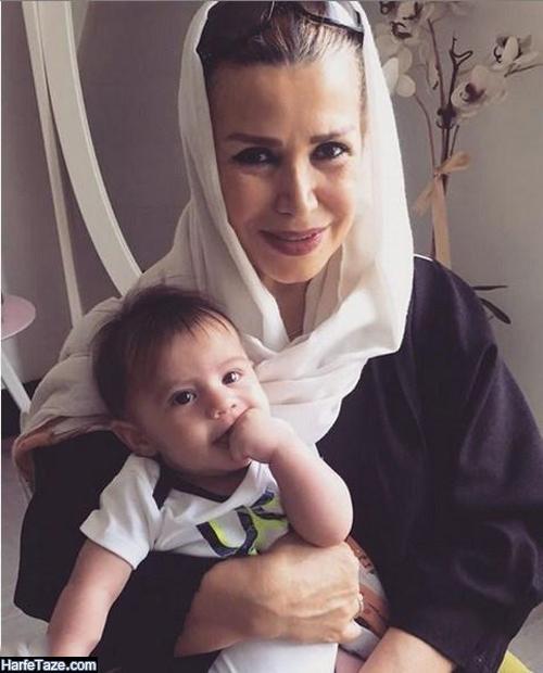 عکس مادر هدی خادمی