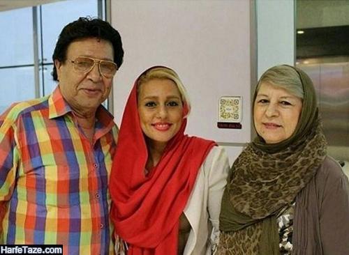 عکس های دختر و همسر حسین عرفانی