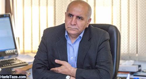 زندگینامه جعفر سرقینی وزیر صنعت معدن و تجارت