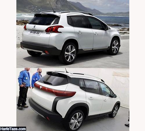 خودروی k125 - ایرانخودرو , طراحی داخلی خودروی k125 - ایرانخودرو