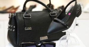 جدیدترین مدلهای کیف و کفش مشکی زنانه برای محرم و ختم