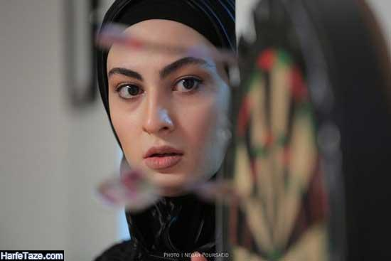 مریم مومن پریناز در سریال سرزده