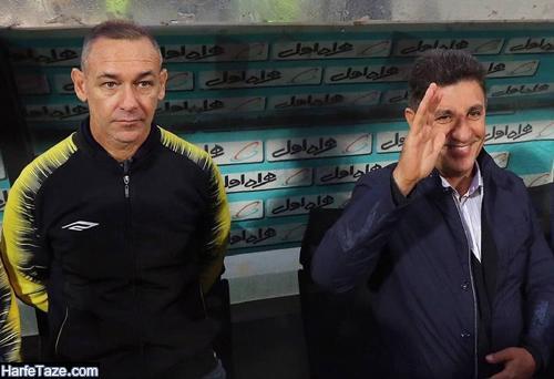 زندگینامه میگوئل تکسیرا سرمربی فوتبال سپاهان