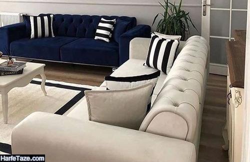 مدل کاناپه چستر در دکوراسیون مدرن