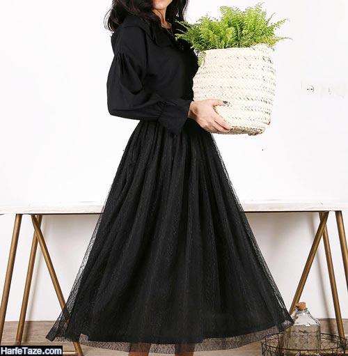 مدل لباس مشکی زنانه محرم 99