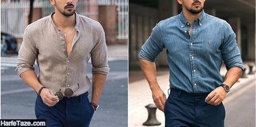 نکات خرید پیراهن مردانه