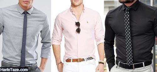 راهنمای خرید پیراهن مردانه