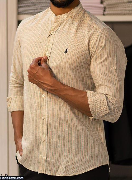 مدل پیراهن مردانه 99
