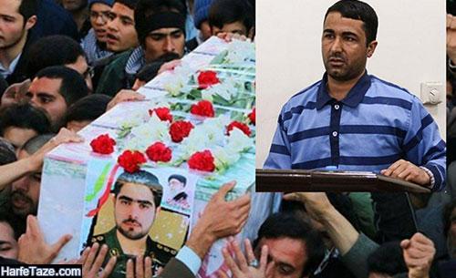 مصطفی فتل قاتل سجاد شاه سنایی اعدام شد کیست + عکس و بیوگرافی مصطفی صالحی