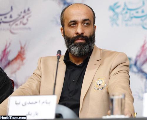 بیوگرافی و عکس های پیام احمدی نیا بازیگر