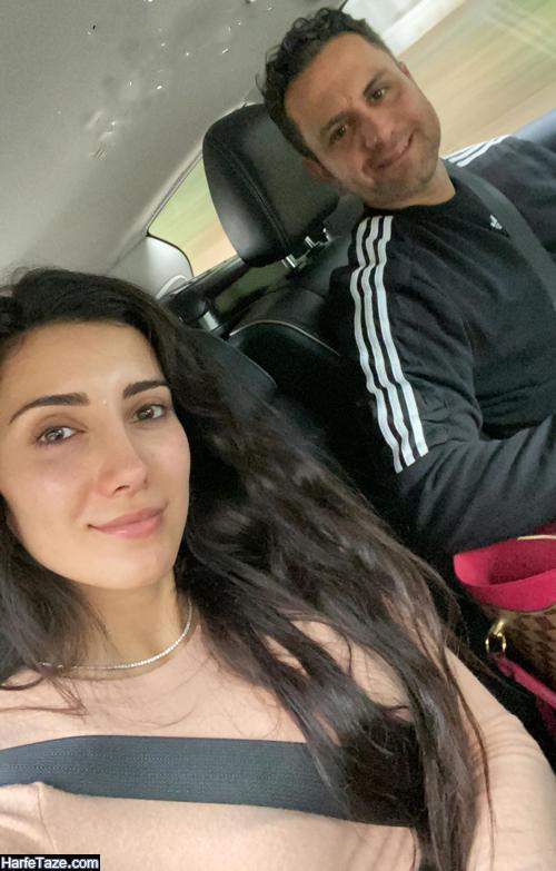 بیوگرافی علی حمیدی همسر صدف بیوتی