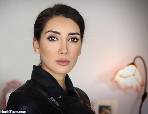 بیوگرافی و عکس های sadaf-beauty مدل اینستاگرامی