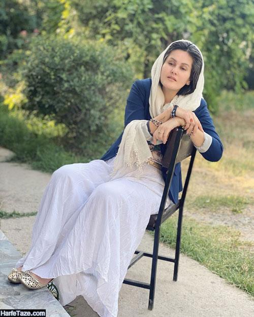 اینستاگرام صحرا کریمی بازیگر و کارگردان افغانستانی سینمای ایران