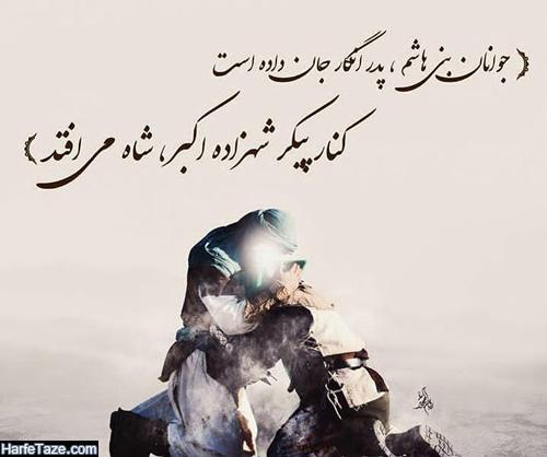 علی بن الحسین اکبر عکس