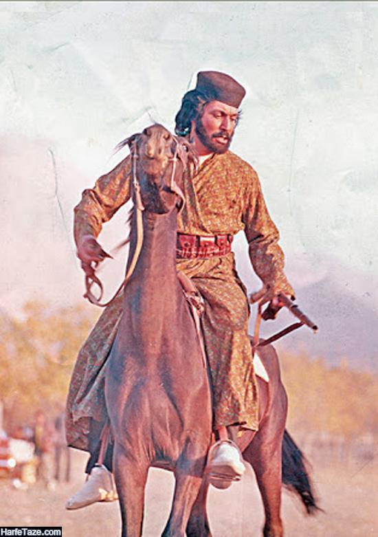 درگذشت بازیگر نقش خالوحسین دشتی در سریال دلیران تنگستان