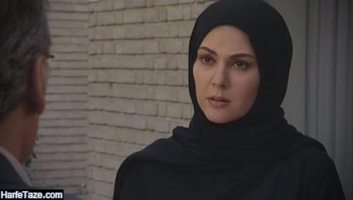 لاله اسکندری بازیگریر نقش سوری