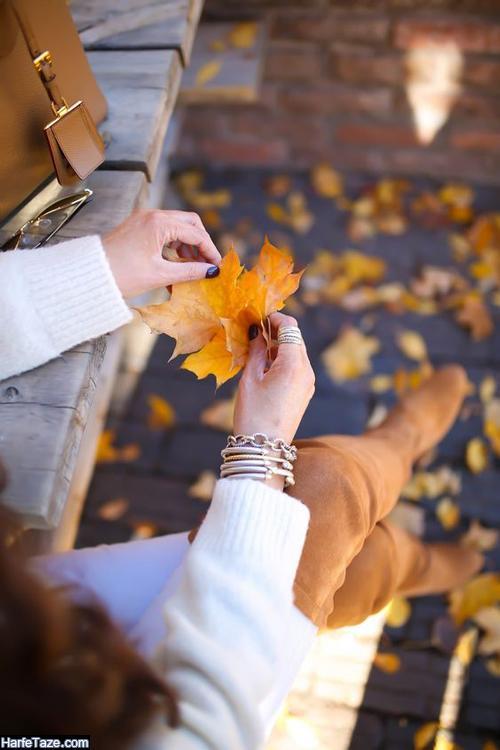 متن ادبی در مورد فصل پاییز