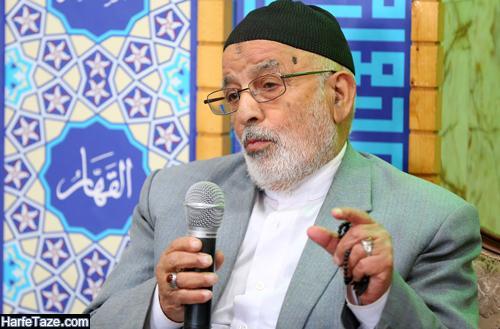 زندگینامه و عکس حاج علی شمقدری