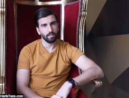 بیوگرافی و عکس های علی شجاعی بازیکن پرسپولیس