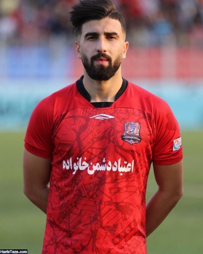 زندگینامه علی شجاعی بازیکن فوتبال
