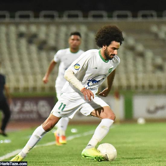 زندگینامه بابک مرادی فوتبالیست