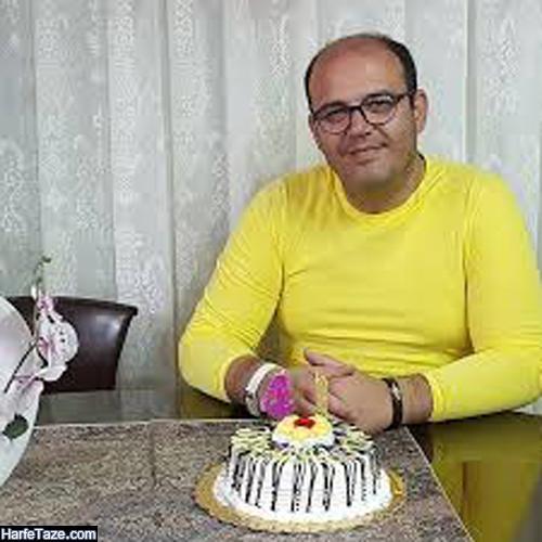 درگذشت بهرام نازمهر خواننده پاپ بر اثر کرونا + عکس و بیوگرافی