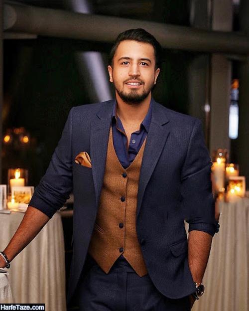 مهراد صدیقیان بازیگر نقش امیرحسین در سریال دیوار کیست