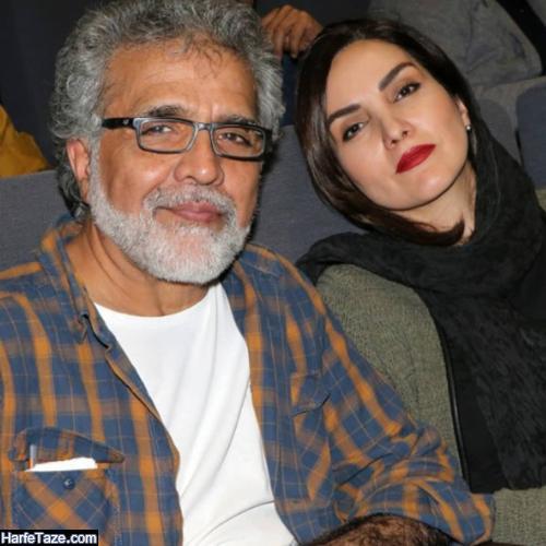 بیوگرافی مرجان شیرمحمدی بازیگر نقش فروغ در سریال زمین گرم