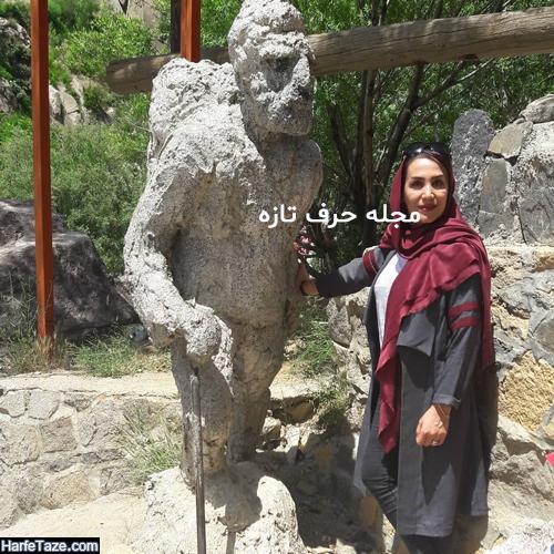 زندگینامه فاطمه حسینی بازیگر تبریزی