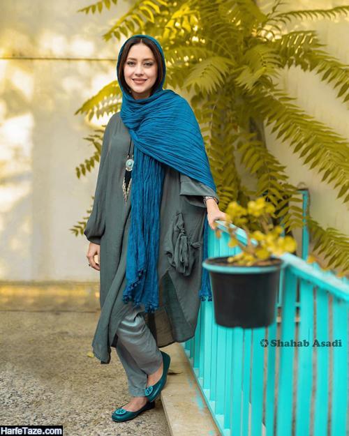 اسامی و عکس رقیبان بهاره کیان افشار در فهرست زن های زیبای جهان اسلام 2020
