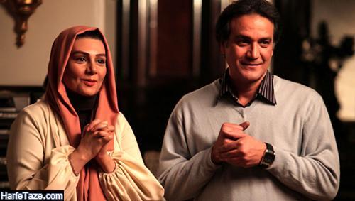 علیرضا آقاخانی در نقش مسعود