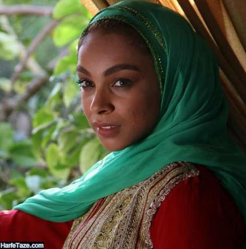 شیفته خرم دل بازیگر نقش مهتاب در کاکا