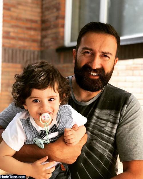 همسر حامد میرباقری کیست + بیوگرافی یاسمن طبسی