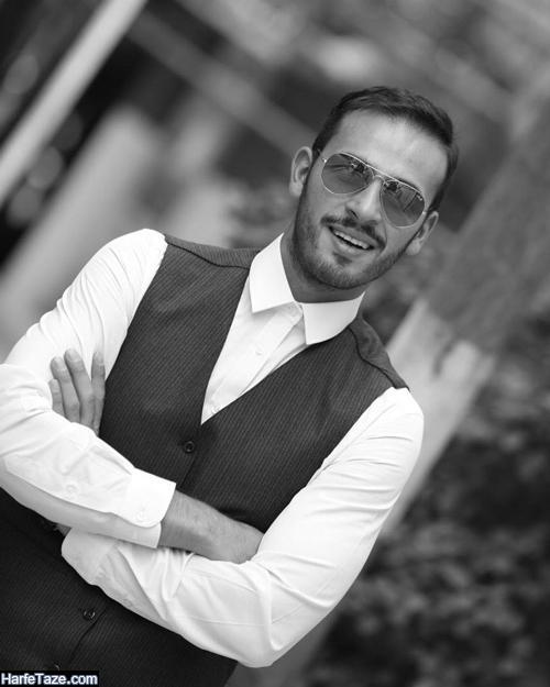 عکس های جدید حمیدرضا محمدی بازیگر