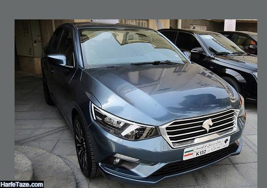 مشخصات فنی ایران خودرو K125