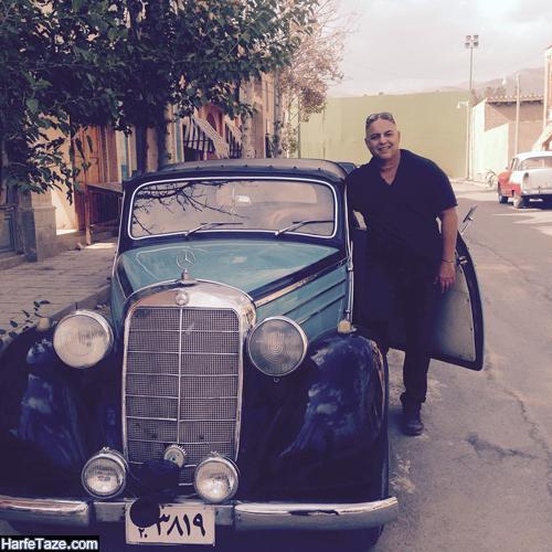 اینستاگرام محمود اردلان بازیگر نقش زهیر بن قین در مختارنامه