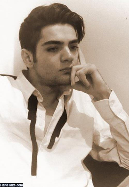 عکس های جدید متین عزیزپور