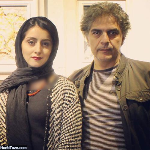 همسر مهدی احمدی کیست + عکس و بیوگرافی