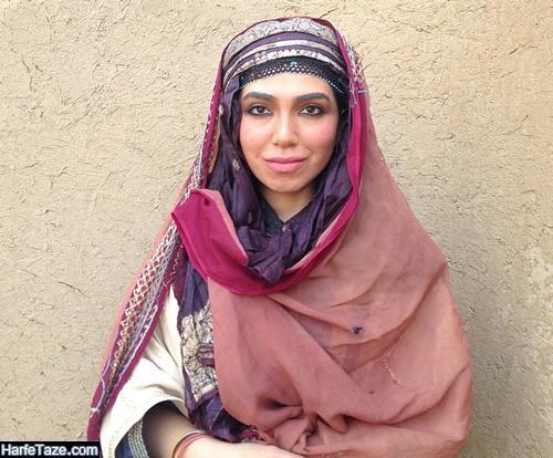 بیوگرافی و عکسهای جدید ملیکا عبداللهی (عبدالهی) بازیگر