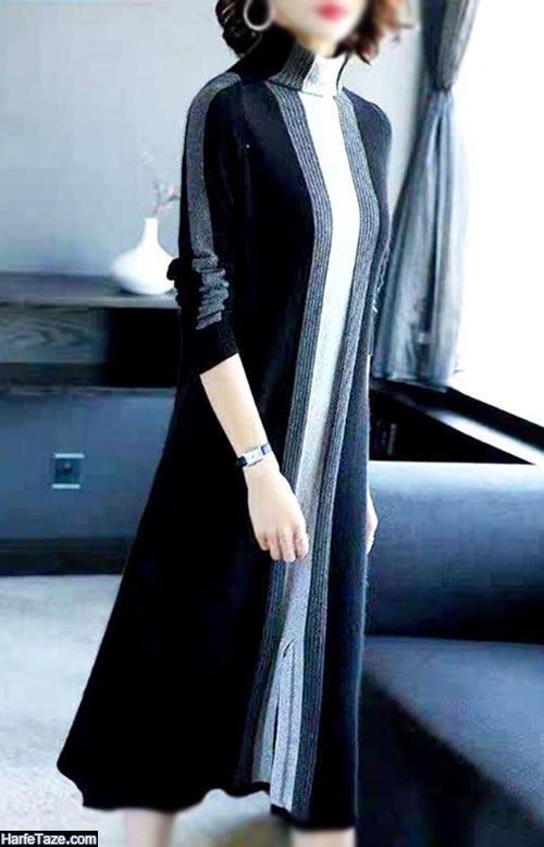 مدل بافت بلند زنانه 99